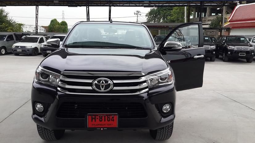 Toyota Revo Thailand Dealer Exporter