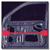 Isuzu Dmax 2500 cc 2009 Platinum Solid Door Beams at Thailand, Dubai, Singapore  and England United Kingdom top Isuzu Toyota 4x4 pickup SUV exporter dealer importer