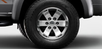 16 alloy wheels