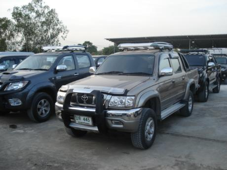 toyota D4D 2002-2004 Hilux Tiger from Thailand's, Singapore's, England United Kingdom's and Dubai's top Toyota Hilux Tiger dealer and exporter - Western Auto Thailand