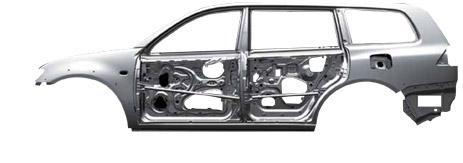 Mitsubishi Pajero Sport - Safety Features