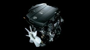toyota-hilux 4000 cc Petrol Gasoline vvt-i-v6-engine