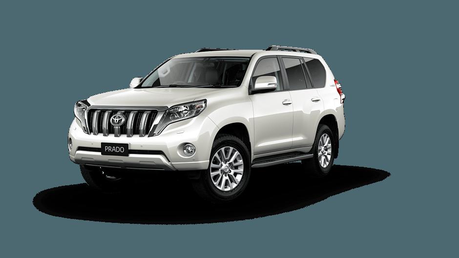 Toyota Prado Prado VX in Metal Storm