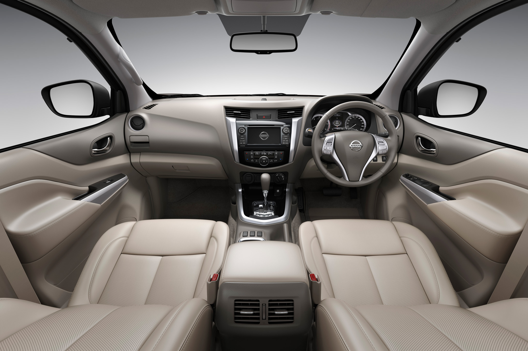 Nissan-NP300-Navara-12th-gen-interior-tan