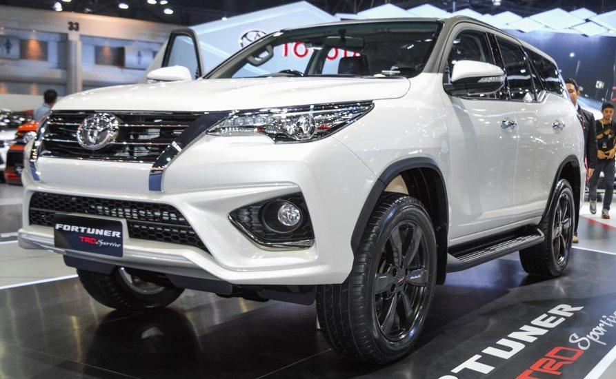 Thailand top new Toyota Fortuner Dealer Exporter ...